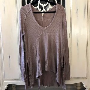 Free People long thermal top